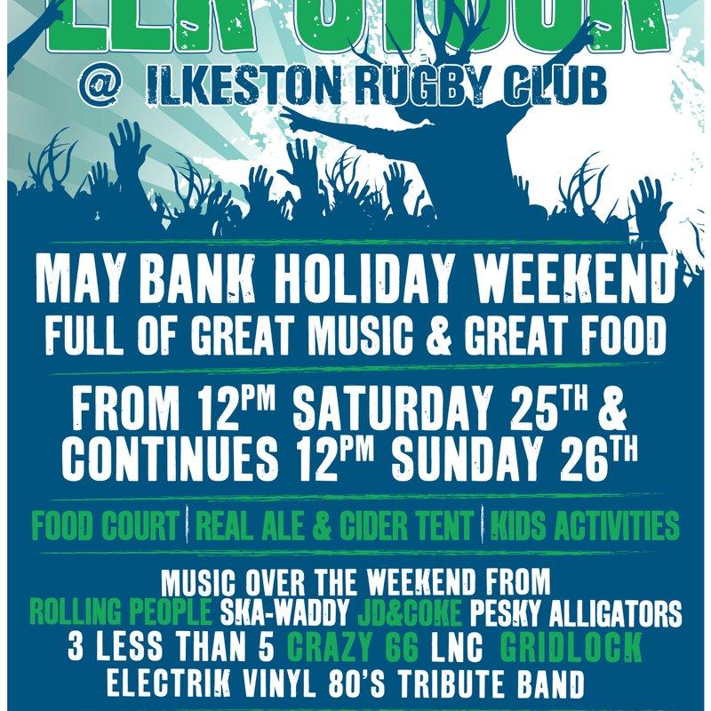 Elk Stock @ Ilkeston Rugby Club