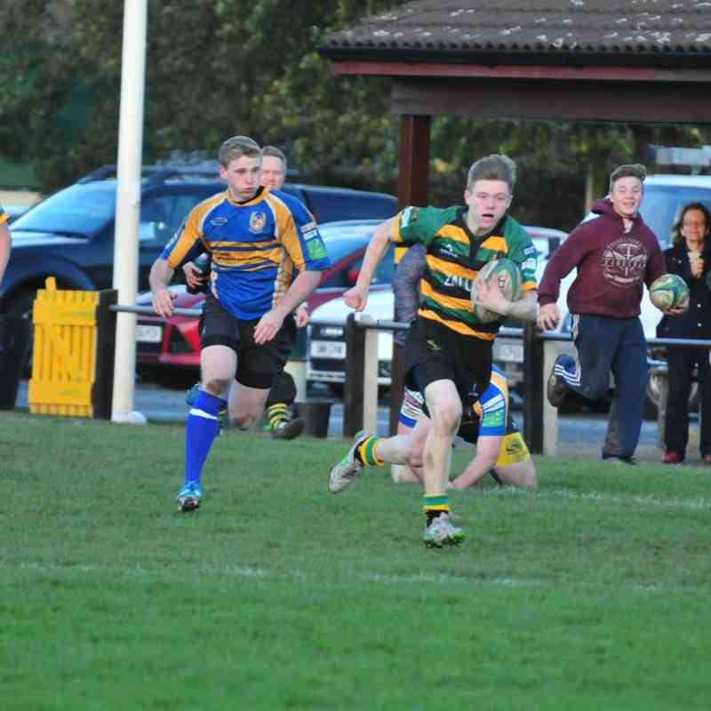 Mellish 1st vs Tupton RFC