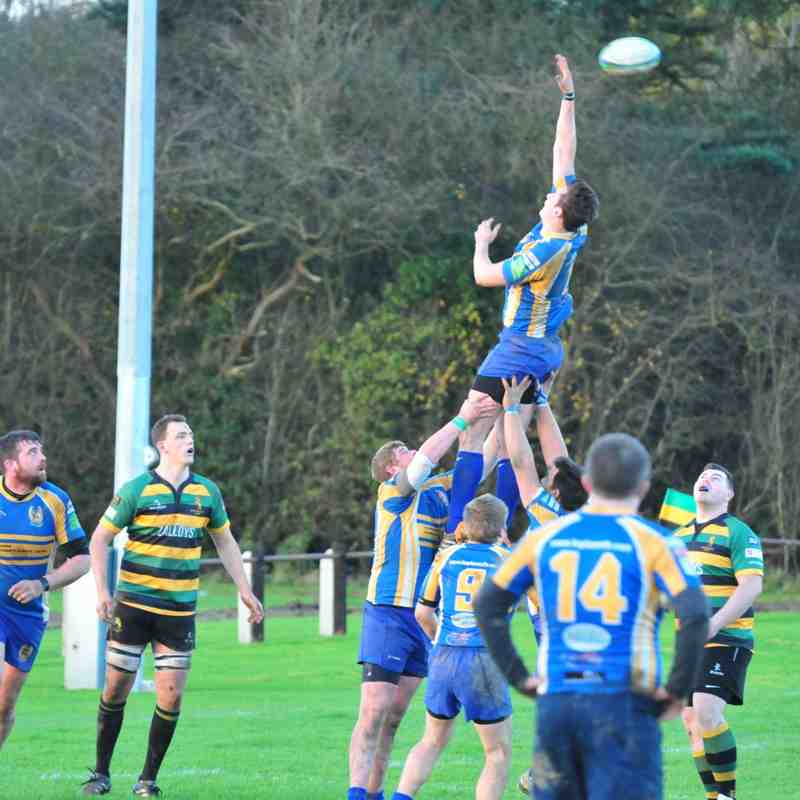 Mellish 1st vs Tupton RFC