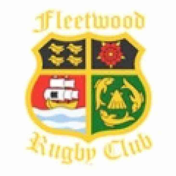 Squad for Fleetwood