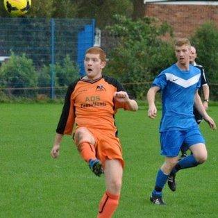 NFA CUP- WESTERHOPE FC 2 v 7 LONGBENTON FC