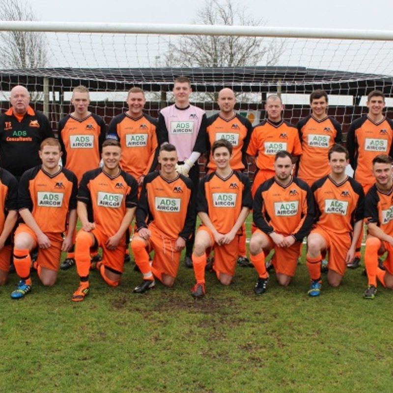 LONGBENTON FC FOLDS UP - AN END OF A ERA