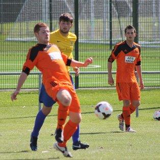 CULLERCOATS FC 2 v 4 LONGBENTON FC