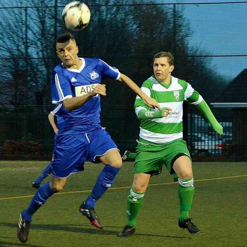 FIRST TEAM v Hexham Town FC - 5th December 2015