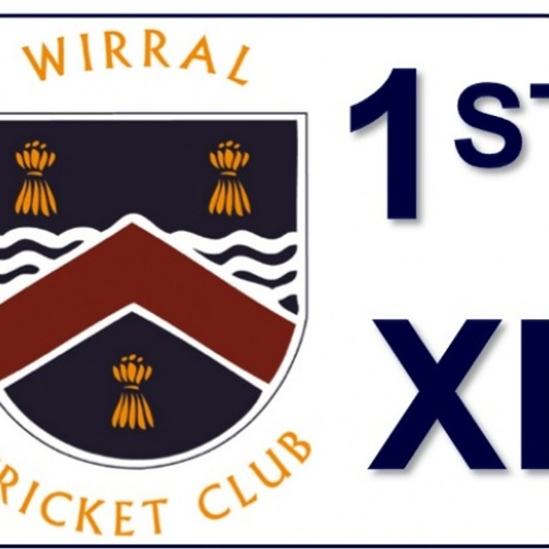 Over Peover CC - 1st XI 169/6 - 173/3 Wirral CC - 1st XI