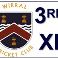 3rd XI lose to Old Parkonians CC, Cheshire - 2nd XI