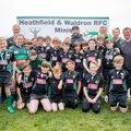 Worthing Junior X sevens vs. Heathfield & Waldron RFC