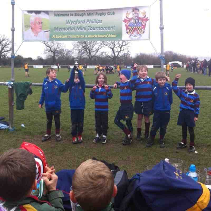 U8s v Slough Tournament March13