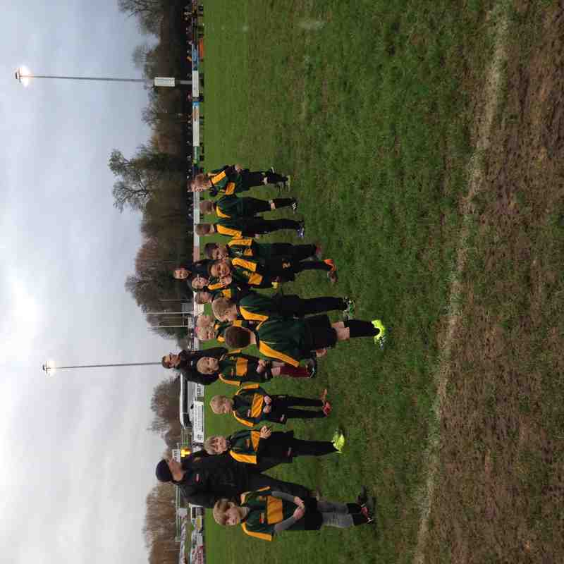Guard of Honour 2/1/16 U7