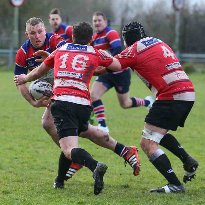 Grove III Vs Didcot II 9th February 2019