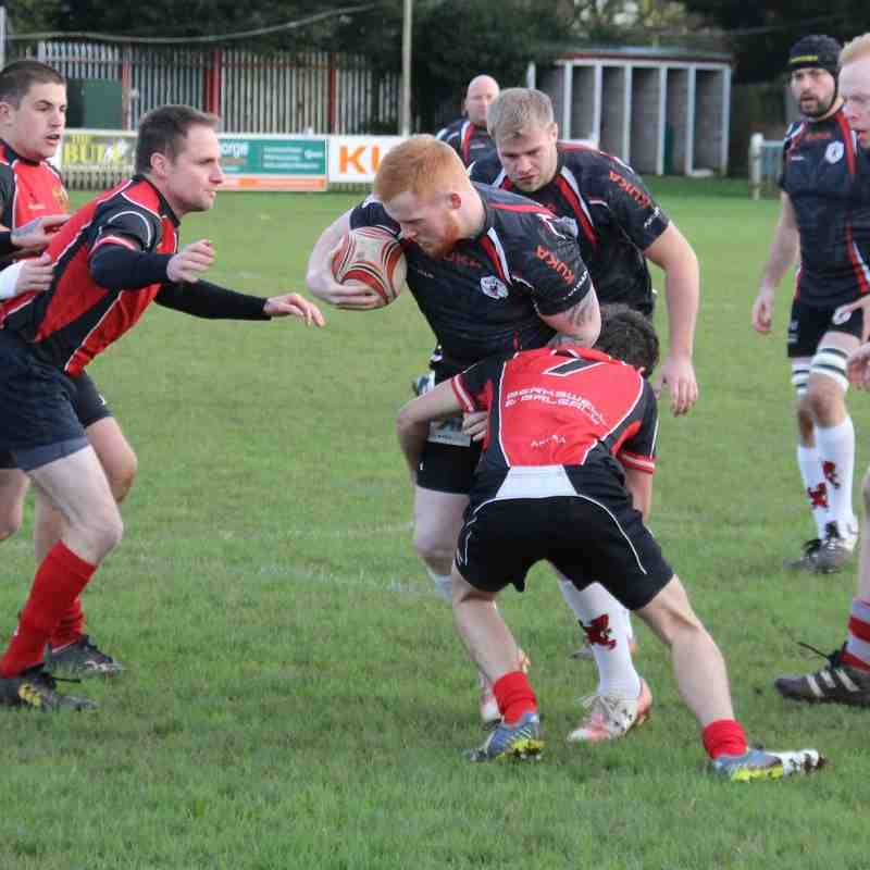 Rugby Lions v Berkswell 2