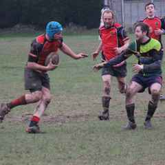 Old Coventrians v Berkswell 2