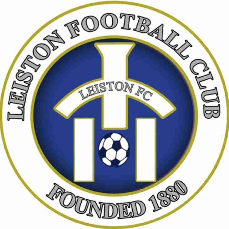 Easyfundraising for Leiston FC