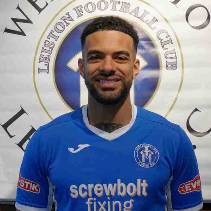 Seb Dunbar reaches 250 club appearances for Leiston