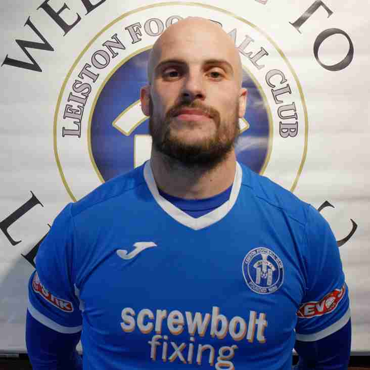 Matt Blake becomes 4th Leiston player to score 50 league goals since the Suffolk side became a Step 6 club