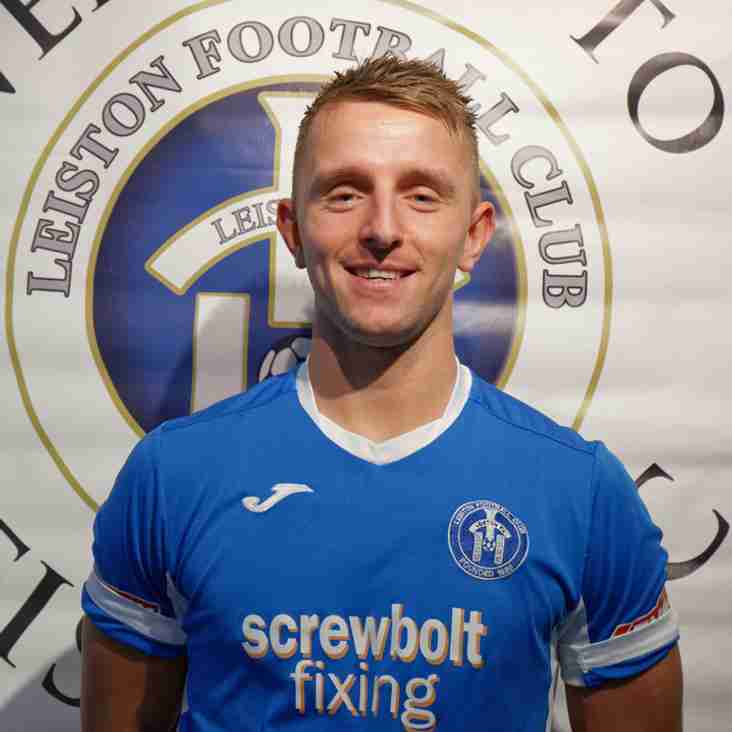 Jake Reed departs Victory Road to rejoin Lowestoft Town