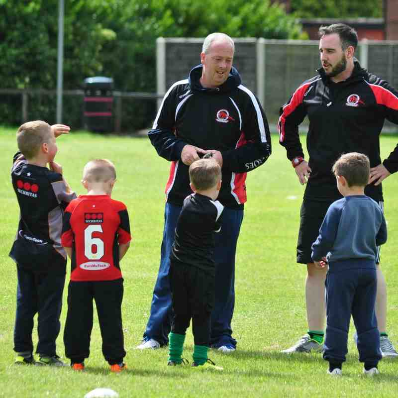 Cubs Training 19-07-15