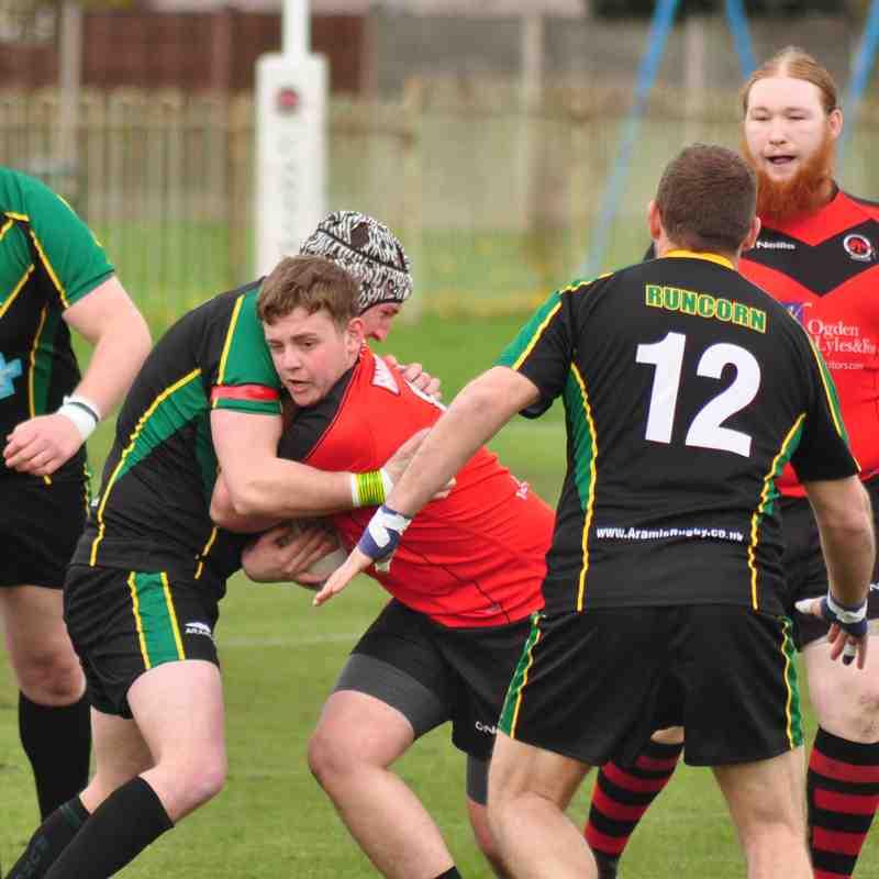 OA vs Runcorn 28-04-18