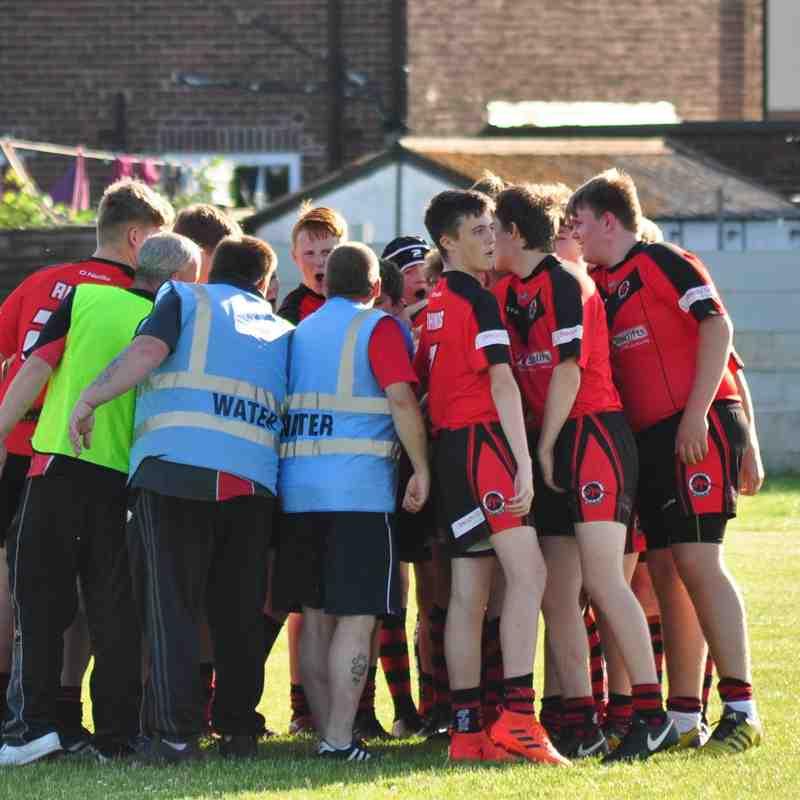 U15's vs Westhoughton Lions 05-06-18