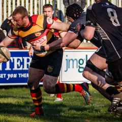 Sedgley Park visit Rudding Lane for 2pm kick off