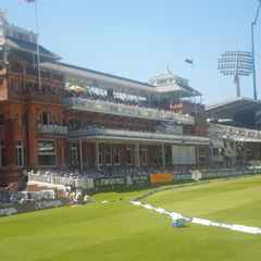 Match at The Home Of Cricket - Lord's