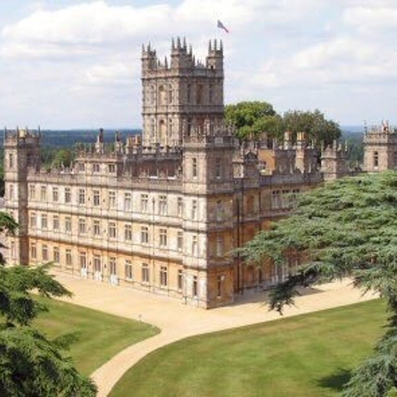Trent Bridge to play at Highclere Castle
