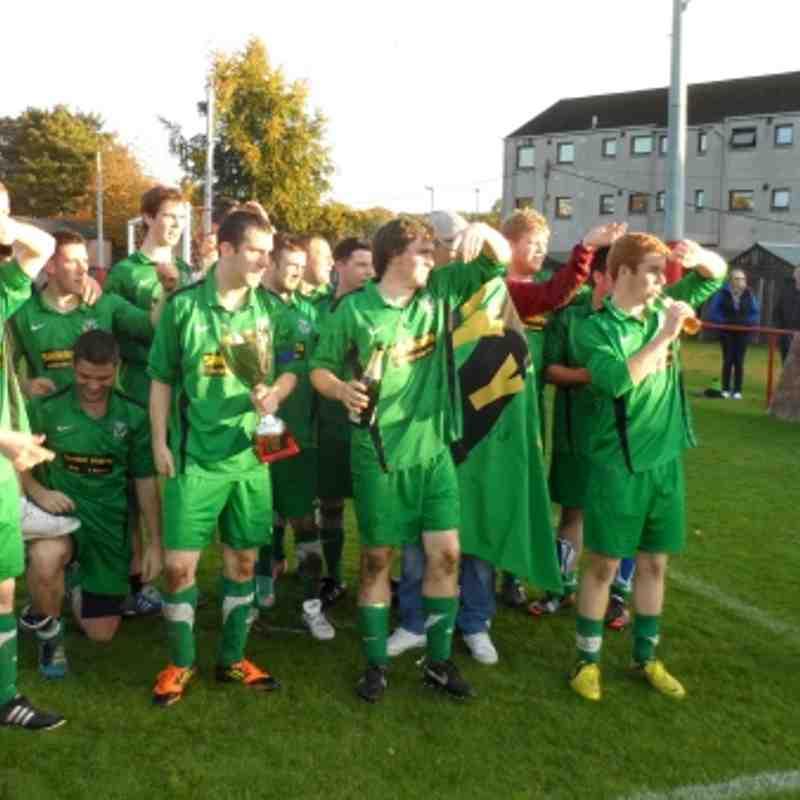 League Cup Final 21/10/2012