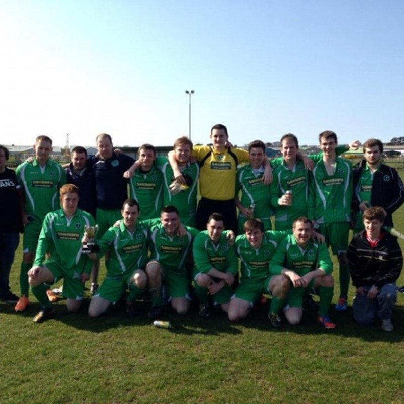 GALAXY SEE OFF HUDSONS TO DEFEND PIGGINS CUP