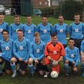 Rhos Aelwyd  beat Johnstown Youth 3 - 1