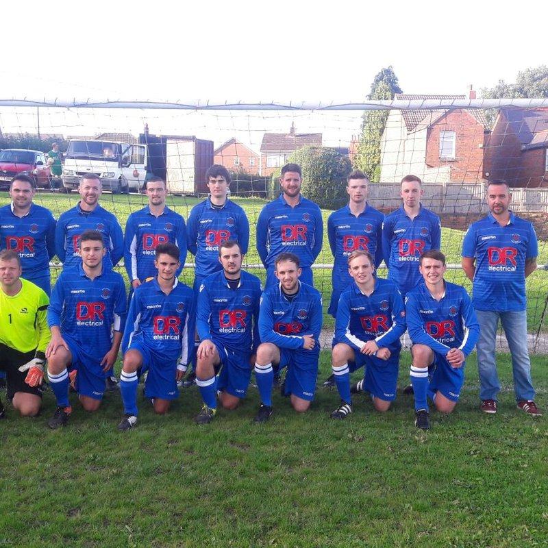 Rhos Aelwyd 2-0 Mochdre Sports