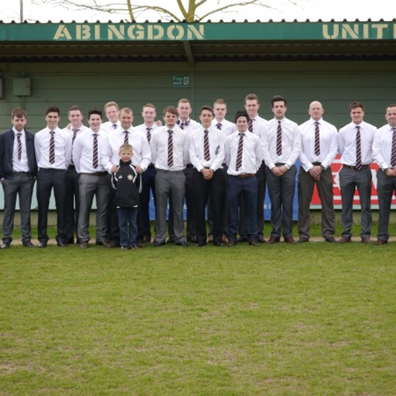 Crowmarsh Gifford 1 - 1 Long Wittenham Athletic Club (LWAC)