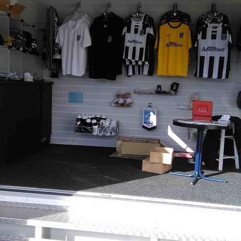 New club shop