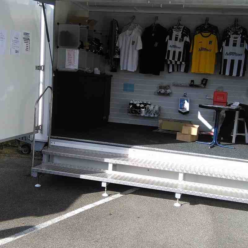 New club shop