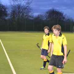Men's 2s beaten 4-2 by Champions Glos A
