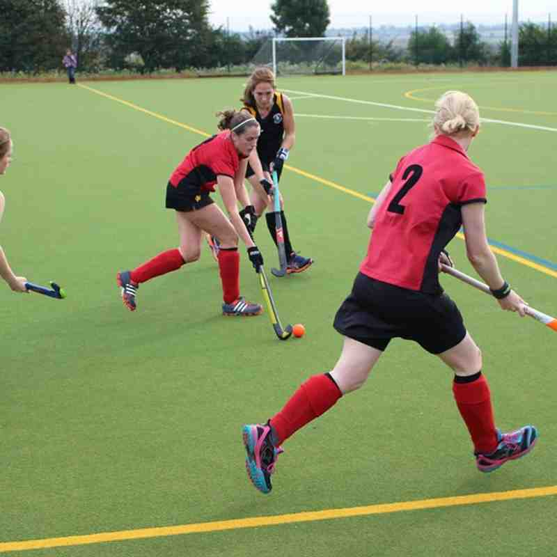 Ladies 1s v Blockey 10.10.15