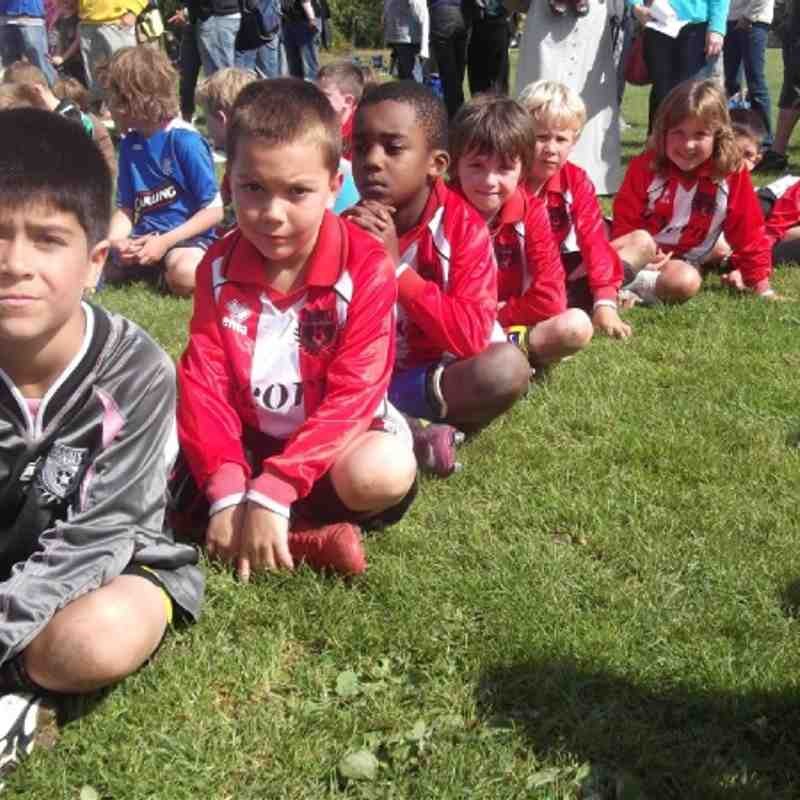 Under 8's Red Thornhill 2011