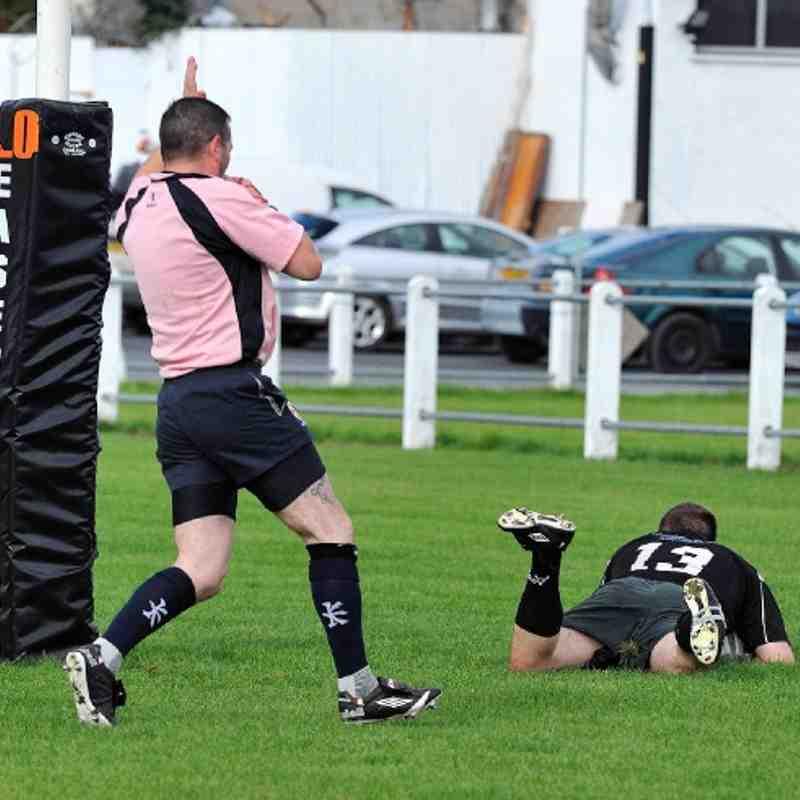 Ards 3rds-v-City of Derry, 11/9/2010