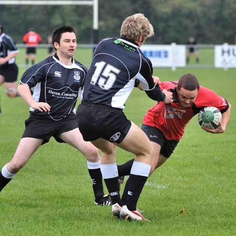 Ards 4ths-v-Ballymena, 9/10/2010