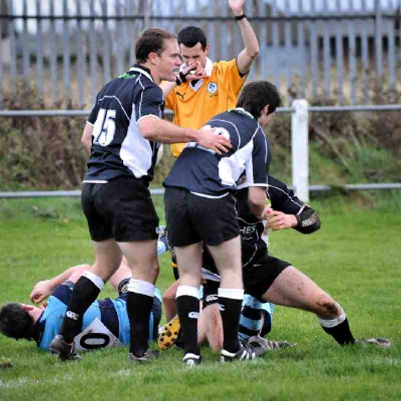 Ards 1st's-v-Navan, 13/11/2010