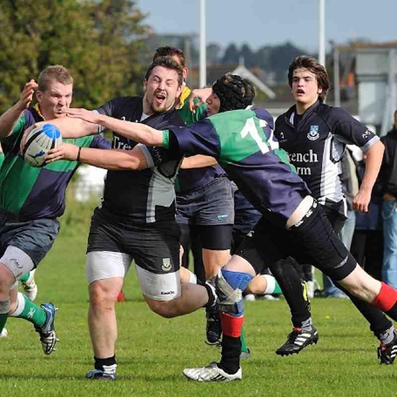 Ards U19's-v-Ballynahinch, 2/10/2010