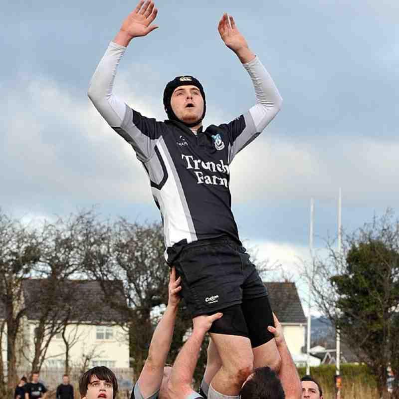 Ards U19's-v-Carrick, 29/1/2011