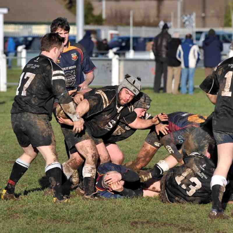 Ards 3rds-v-Banbridge, 12/2/2011