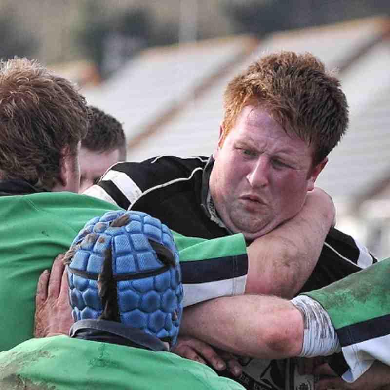 Ards 3rds-v-Omagh, 19/2/2011