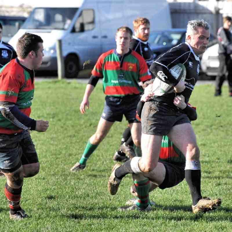 Ards 4ths-v-Donaghadee, 26/2/2011