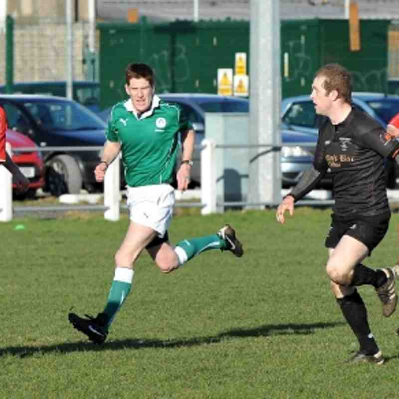 Ards 1sts-v-Connemara, 26/2/2011