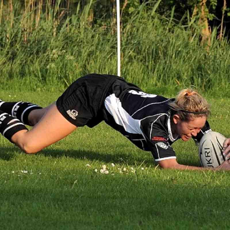 Ards Ladies. First Match. 3/6/2011
