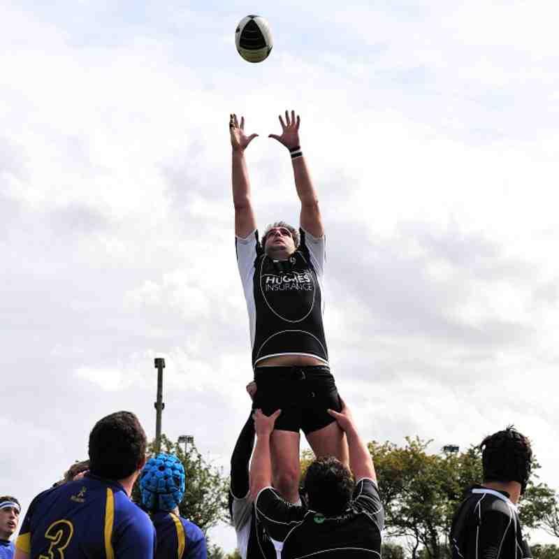 Ards 1sts-v-Lisburn, 20/8/2011