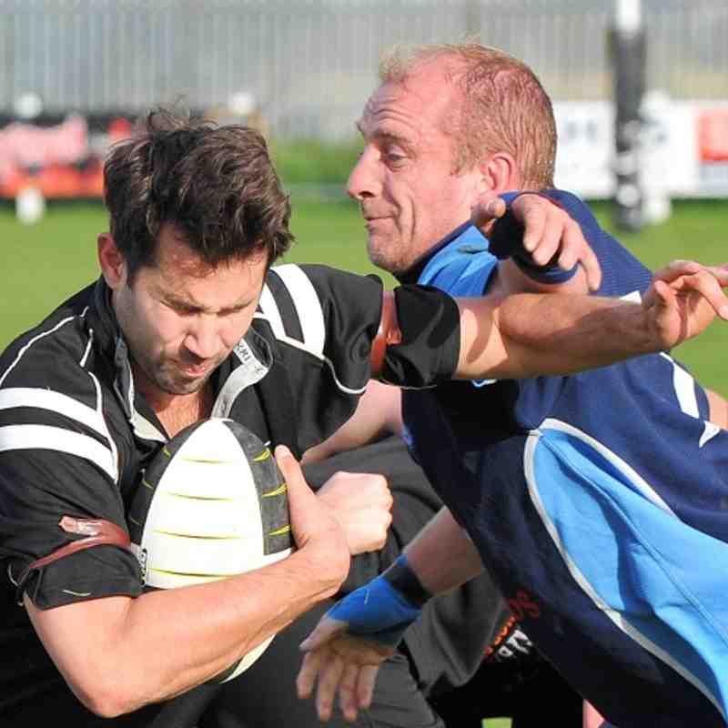 Ards 3rds-v-Ballymoney, 27/10/2012