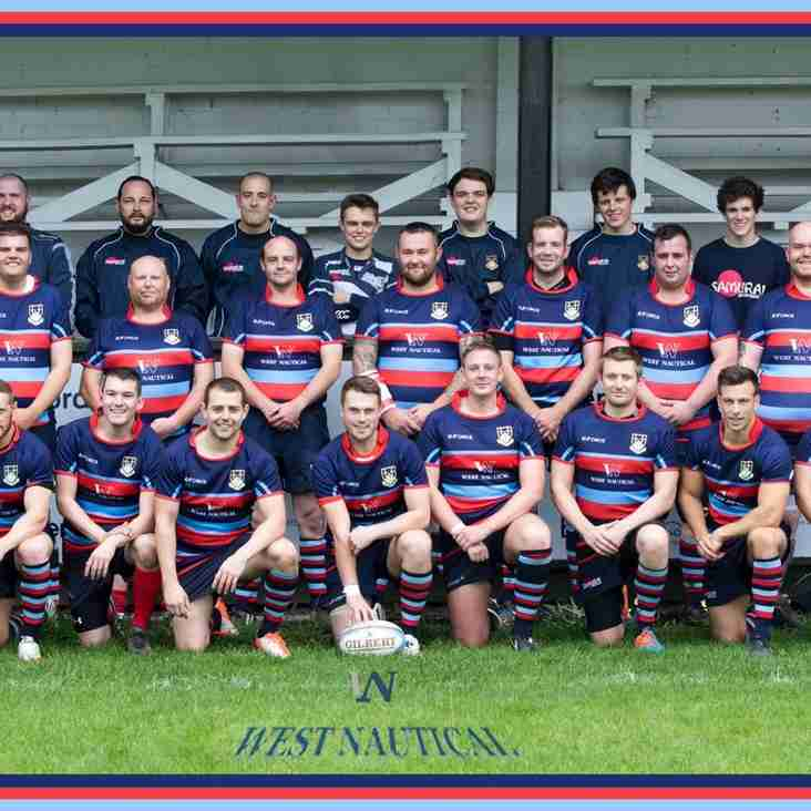 West Nautical continue their sponsorship of South Shields Westoe Rugby Club