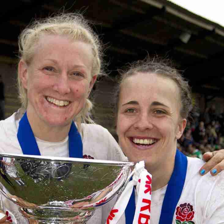 Good luck to local girls Katy Maclean and Tamara Taylor